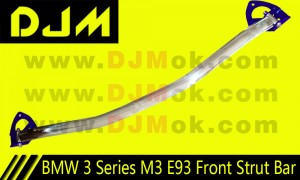 DJM BMW 3 Series M3 E93 Front Strut Bar