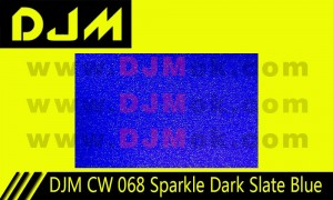 DJM CW 068 Sparkle Dark Slate Blue