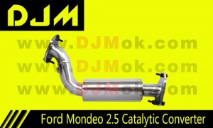 DJM Ford Mondeo 2.5 Catalytic Converter