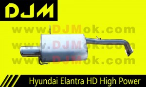 DJM Hyundai Elantra HD High Power