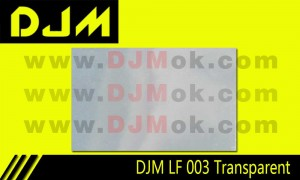 DJM LF 003 Transparent Lamp Film
