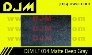 DJM LF 014 Matte Deep Gray Lamp Film