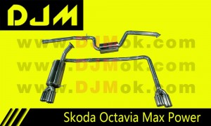 DJM Skoda Octavia Max Power