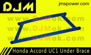 DJM Honda Accord UC1 Under Brace
