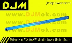 DJM Mitsubishi ASX GA3W Middle Lower Under Brace