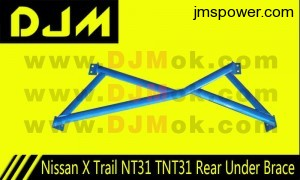 DJM Nissan X Trail NT31 TNT31 Rear Under Brace