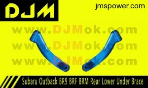 DJM Subaru Outback BR9 BRF BRM Rear Lower Under Brace
