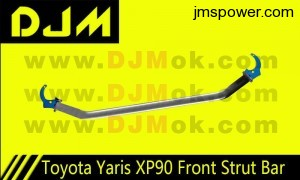 DJM Toyota Yaris XP90 Front Strut Bar