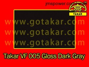 TAKAR VF 005 Gloss Dark Gray