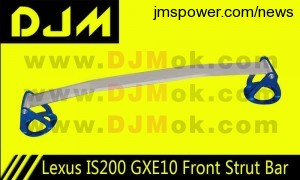 DJM Lexus IS200 GXE10 Front Strut Bar
