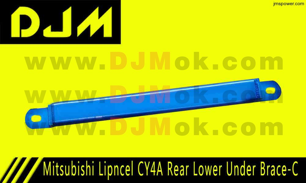 DJM Mitsubishi Lipncel CY4A Rear Lower Under Brace C